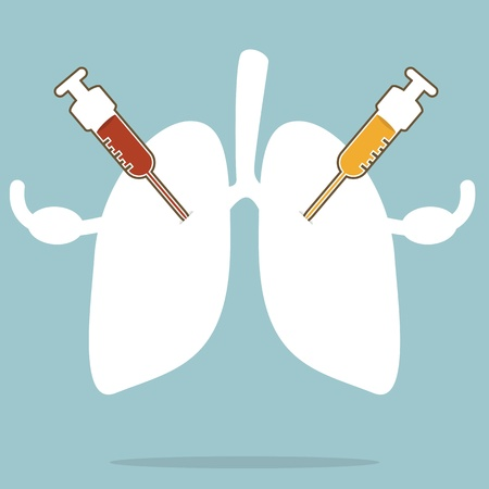 respiratory tract: Lung strong