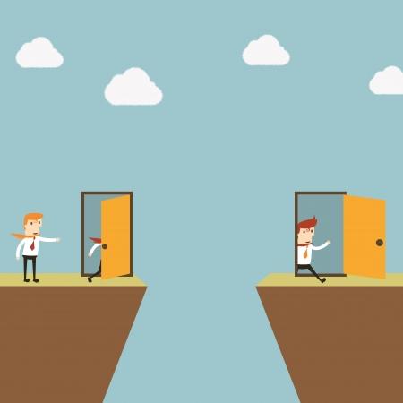 fiasco: Open the door to success