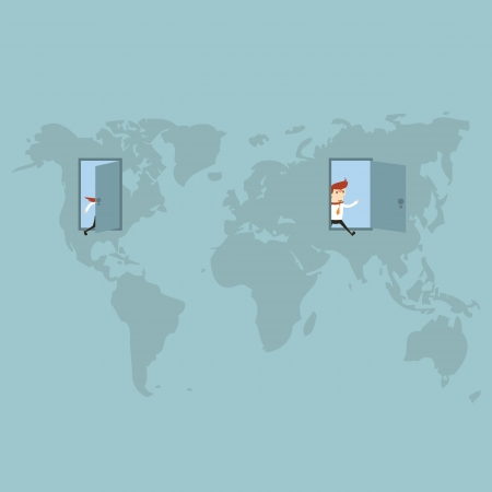 fiasco: Open the door to the world