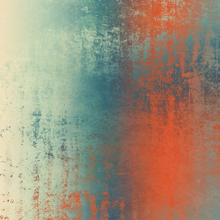 Retro Grunge Texture and Background, Abstract photo