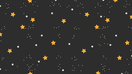 Star pattern vector. wallpaper. Stock Illustratie