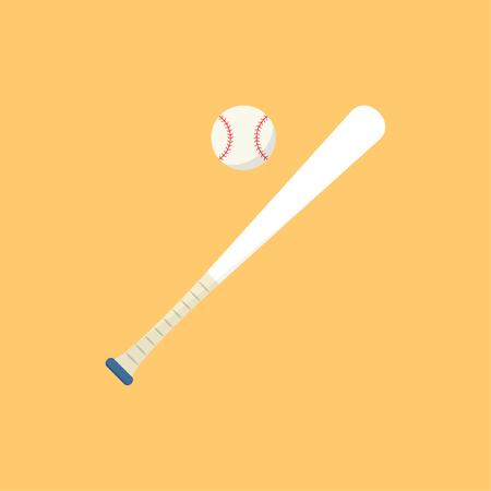 base ball symbol. logo design.