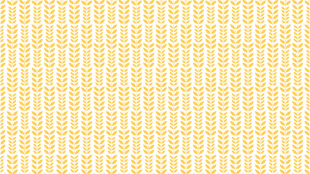 Oat pattern vector. symbol. rice symbol. free space for text. copy space.