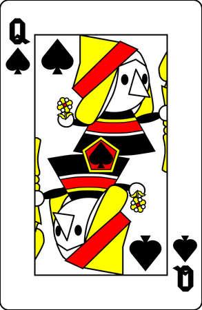 Card Picture Tag Cute Vettoriali