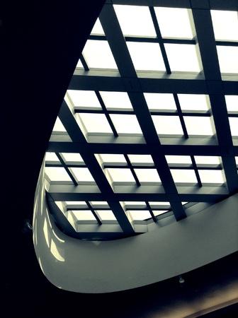 architecture design: Roof top architecture design Stock Photo