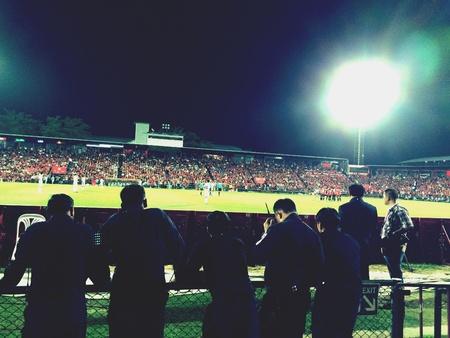 premier league: Thai premier league football match