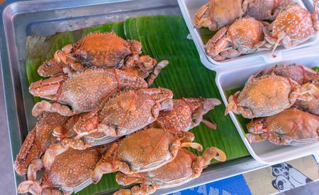 crab meat: Boiled Crab