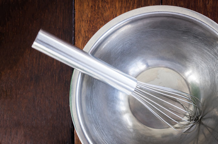 Kitchen Whisk utensil ready for cooking.