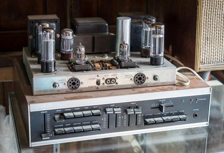 amp: Vintage Stereo Hifi system