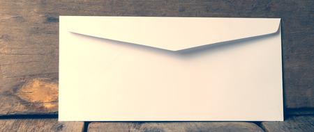 tone: Blank Envelope in Vintage Tone