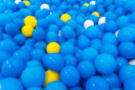 bola de billar: Ball Pool colorido borrosa fondo para los niños