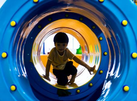 Asian Outdoor Tube