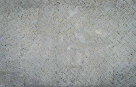 diamondplate: Rough rustic Metal floor for texture and background