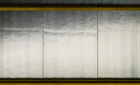 Zilver kleur dak isolatie schuim tegels