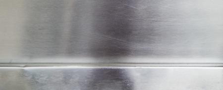 aluminium background: Shiny Metal aluminium plate textured background. Stock Photo