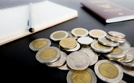 Saving money bit by bit for Vacation travel