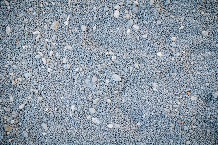 Japanese shrine small rock floor texture background