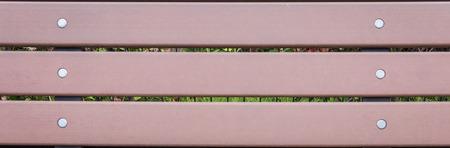 Hölzerne Planke vom langen Stuhl für Beschaffenheitshintergrund Standard-Bild - 80956100