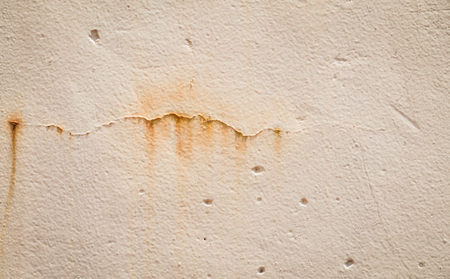 craked rustic cement surface with stained paint Reklamní fotografie