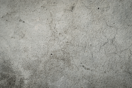 Dirty gray concrete wall for texture and background