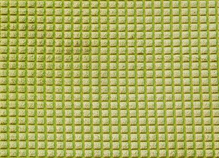 Green Soft fabric microfiber surface texture