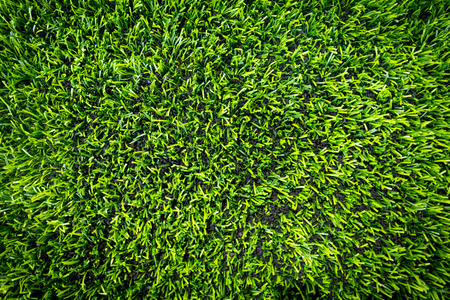 Artifact sport grass for indoor sport closed up top view