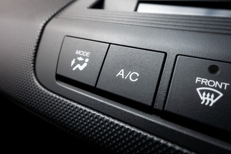 Aircon on off Power switch of a Car air conditioning system