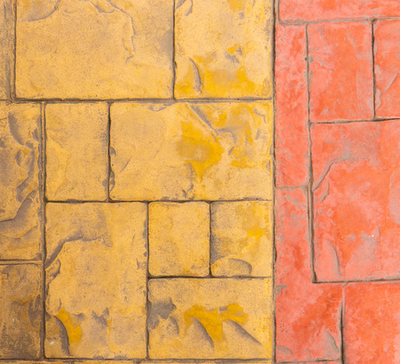 Brown rock marble floor tiles for texture background