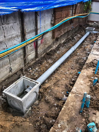 Cement waterway concrete pipe manhole sewer for house hold foundation