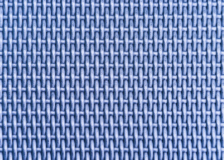 blue Weaving pattern surface texture background