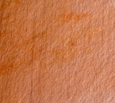 Orange Red Rock layer surface for texture background