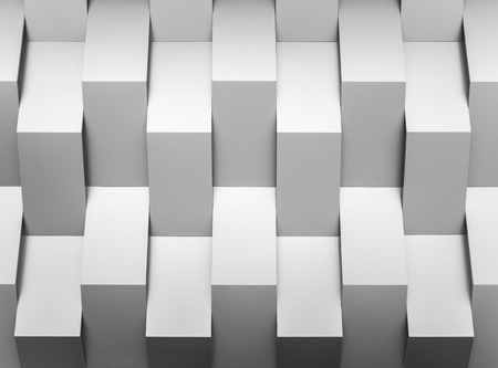 Abstract background wall geometry decoration background. Stock Photo