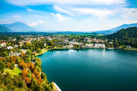 Slowea Bled Lake
