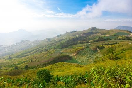 wonderfull: Mountain in thailand have amazing and wonderfull
