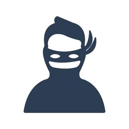 Thief icon Çizim