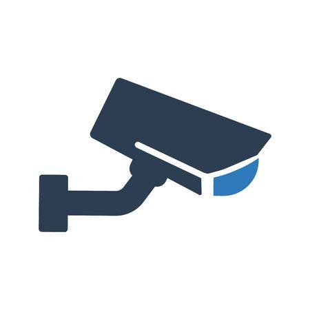 Security camera icon, Cc tv symbol Stok Fotoğraf - 149755886