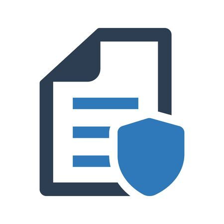 Home security policy icon, insurance symbol Stok Fotoğraf - 149755894