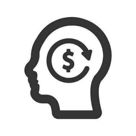 Financial Manager, Capitalist, Economist Icon