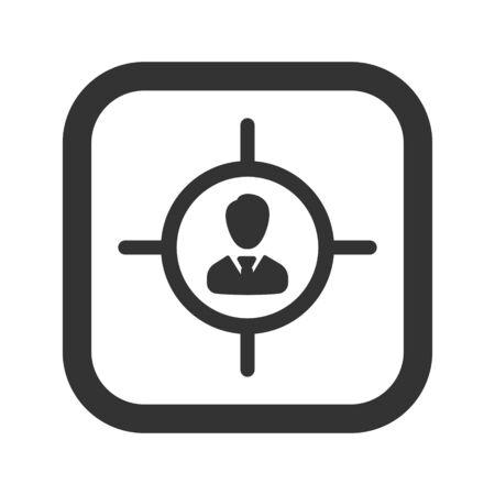 Focus User, Target User Icon