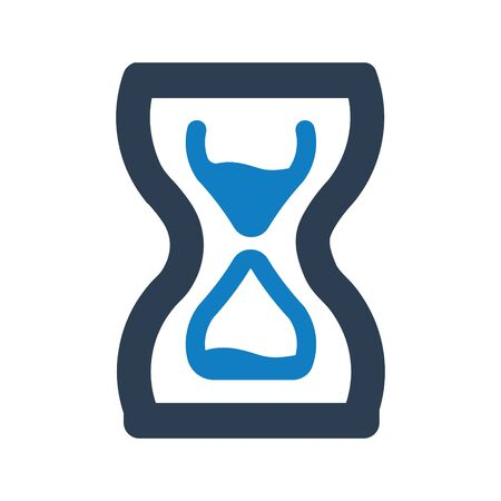 Waiting, hourglass, Deadline, Time Planning Icon Archivio Fotografico - 150228511