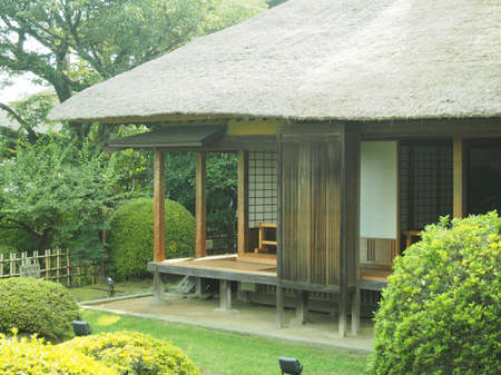 Japanese Traditional House  Stock Photo - 22516618