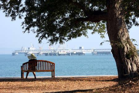 koh: Koh sichang sea view