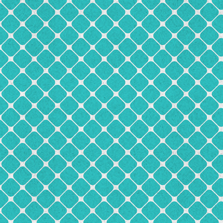 Vintage Textured Background With white and blue diamond pattern