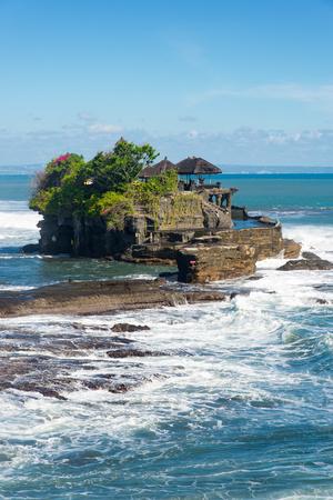 pura: Pura Tanah Lot hindu temple, Bali island, indonesia