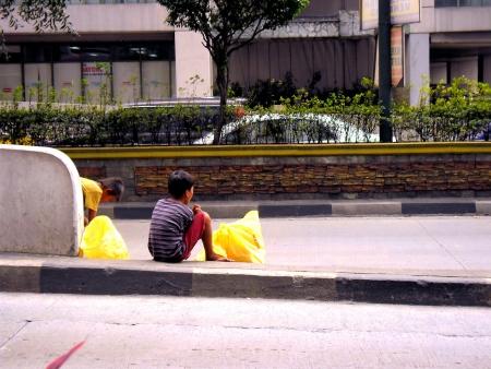 scavenger: scavenger street children