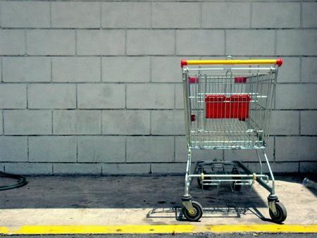 ���push cart���: Grocery push cart