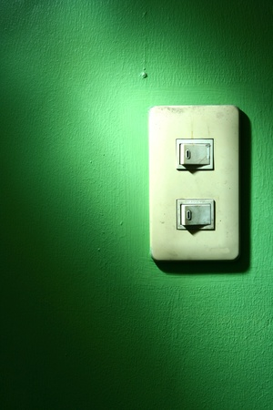 switch on the light: Interruptor de la luz