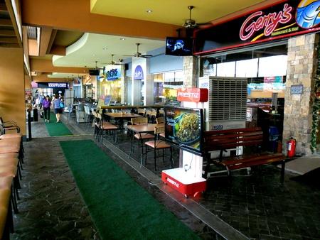 pants: Restaurants at the promenade in greenhills, san juan city in philippines, asia