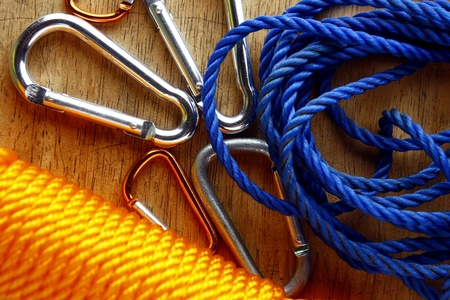 safety gear: Climbing and safety gear