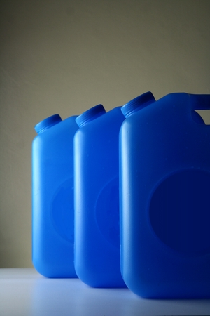 rehydration: Plastic water container